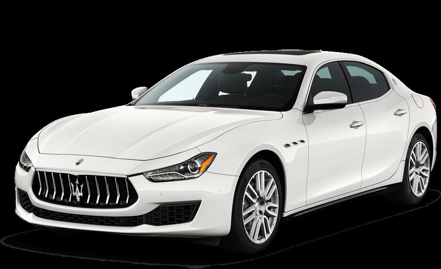 Maserati Ghibli QS4 vaizdas