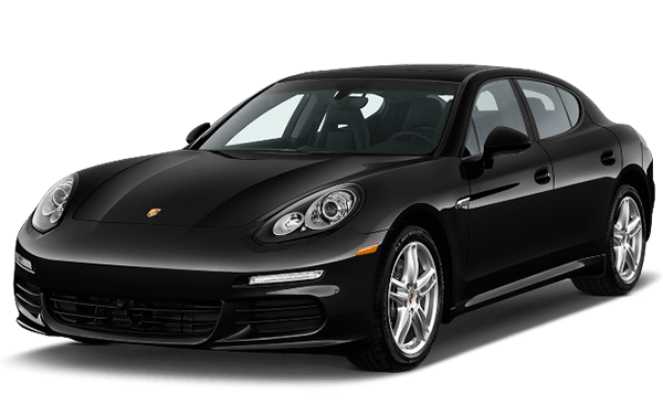 Porsche Panamera vaizdas